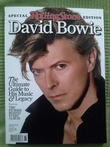 DAVID BOWIE - ROLLING STONE SPECIAL EDITION ULTIMATE GUIDE