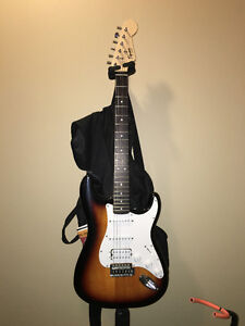 Fender Squire Bullet Strat - Like New Condition