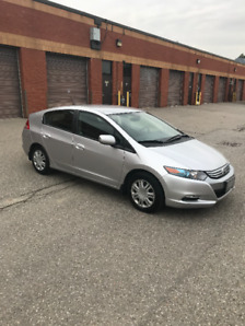 2010 Honda Insight Hybrid Electric Low KM Excellent Condition