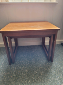 Retro Mcintosh side tables