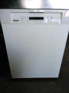 Dishwasher Miele.  Optima series.