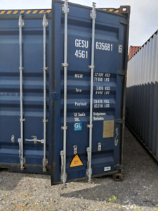 40ft Containers for sale!!