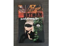 DC BATMAN JEKYLL & HYDE BOOK