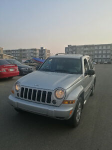 2007 Jeep Liberty 4X4 Trail Rated!