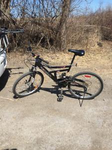 Raleigh Tora 6061  Mountain Bike