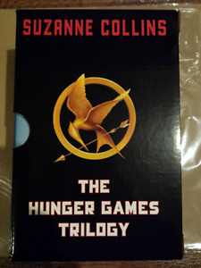 The Hunger Games Book Trilogy