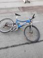 Full suspension montain bike