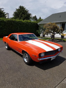 Camaro | Great Selection of Classic, Retro, Drag and Muscle Cars for
