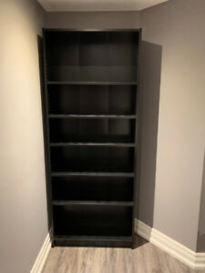 Ikea - Billy Bookcase Black/Brown