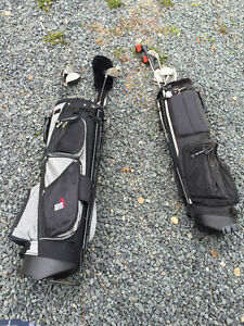 Two Bags of Clubs