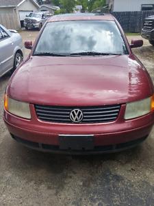 1998 Volkswagen Passat Turbo Sedan