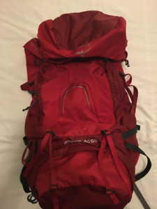 Backpack - Osprey Atmos AG 65 2018 (Medium)