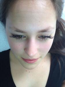 eyelash extention/tinting/lash perm/microblading brow/ nalis Gatineau Ottawa / Gatineau Area image 7