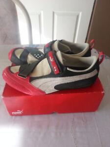 Puma Shoes Neuf 10.5 US Leather