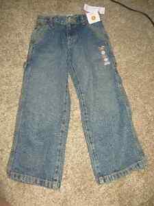 Boys size 5 gymboree carpenter jeans BNWT