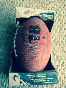 NEW Rawlings Peyton Manning Junior Size Football