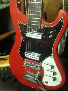 60's Sears Electric guitar