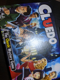 BRAND NEW GAME OF CLUDEO