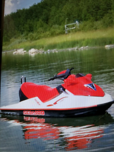 2008 sea-doo wake edition