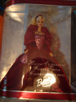 Holiday Special Edition Celebration 2002 Barbie