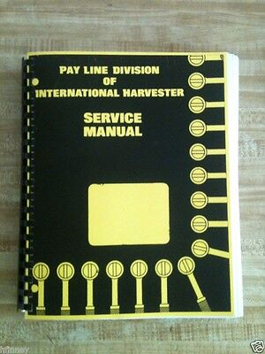International Td15b Dozer Crawler Service Shop Manual Ih Dresser Chassis 175b