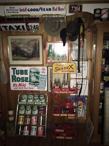 Vintage Oil & Gas and Soda Pop items and much more...NEW STUFF Regina Regina Area image 2