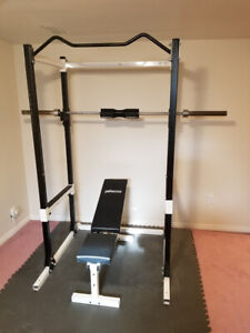 Squat Rack - Olympic Weights