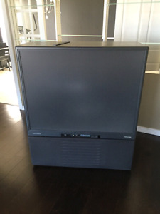 "Toshiba 52"" Theatre View Rear Projection TV"