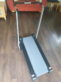 Pro fitness Treadmill folding