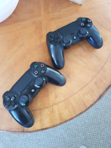 Play Station 4 Remotes (PS4)