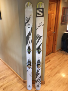 Salomon Mtn Lab Skis with Dynafit Bindings