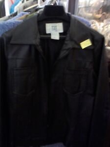 LEATHER JACKET in HEARTBEAT Thrift Store/BayView Mall