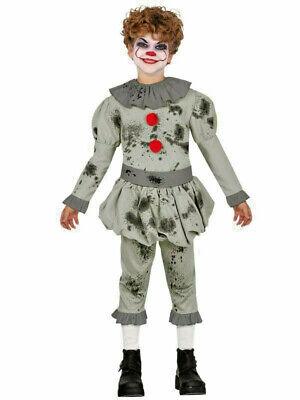 ★ Halloween Horror Deluxe Killer Clown Zirkus Kostum - Deluxe Zirkus Clown Kostüme