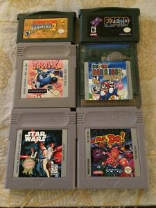 Gameboy and Gameboy Advance Games Windsor Region Ontario image 1
