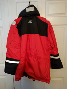 Helly Hanson flotation jacket.  Size large