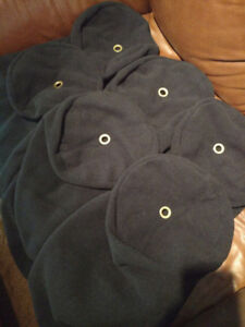 6 x Taylor Fleece Fender Cover 10 x 26 inches