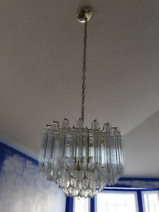 Crystal Chandeliers (together or separate)