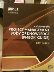 Project Management PMBOK GUIDE