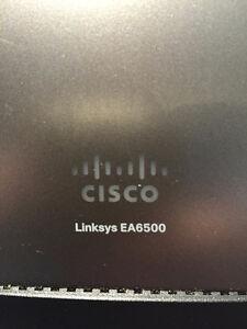 Cisco Linksys EA6500 Dual Band Router with power 2Ghz/5Ghz