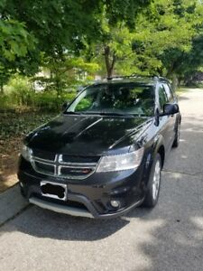 Black Dodge Journey for Sale