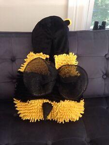 EUC bumble bee costume