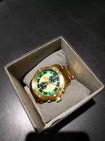 Invicta Signature 2 7385 watch. Brand new in box with links.