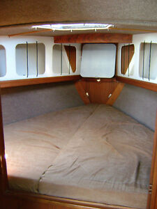 29' Cal  Sail Boat Cruiser must be seen Try your trades. Peterborough Peterborough Area image 2