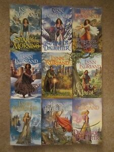 Book of the Nine Kingdoms Series by Lynn Kurland (9 Books)