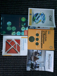Business administration books