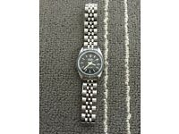 Ladies Rolex Oyster Perpetual Date Just