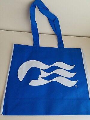 Princess Cruise Line Blue Tote Bag Beach Carry All Brand New