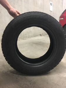 2 Winter Tires & 1 All-Season - 195/65R15