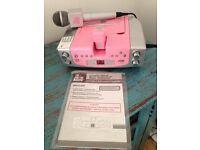 The Singing Machine Pink Karaoke