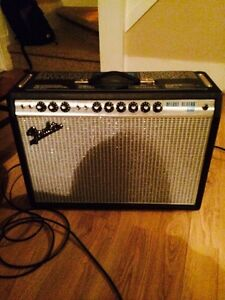 Fender Custom Deluxe Reverb 68 Re-issue Amp